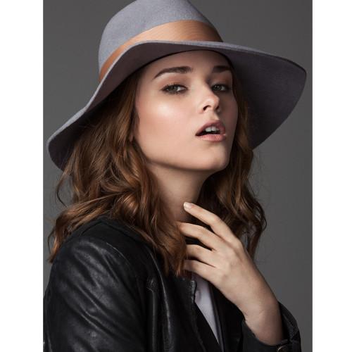 prymal, panamahat, hats, felt, grey