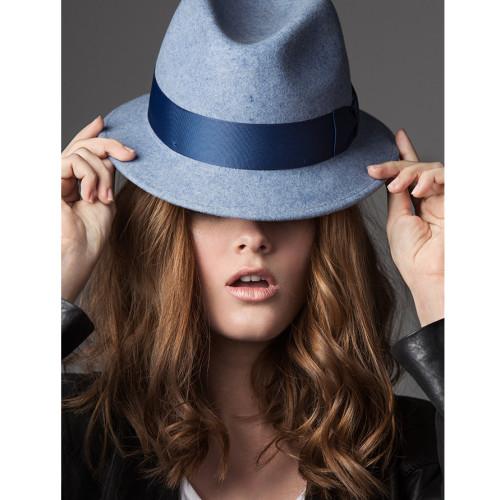 prymal, panamahat, hats, felt, blue