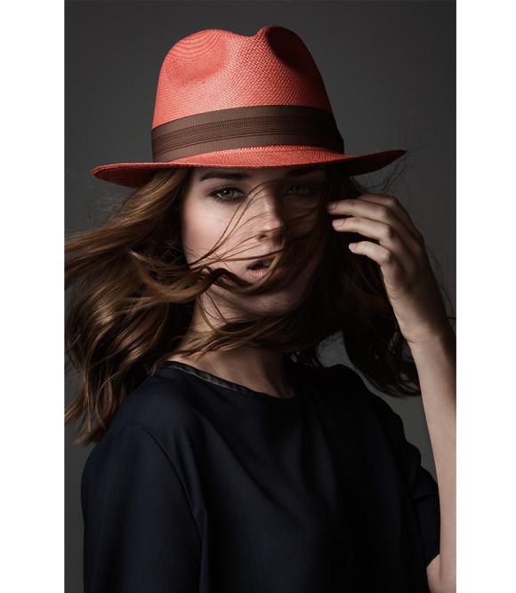 prymal, panamahat, hats, toquilla, pink