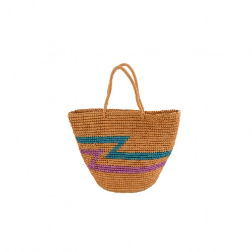 tote, beach, summer, caramel