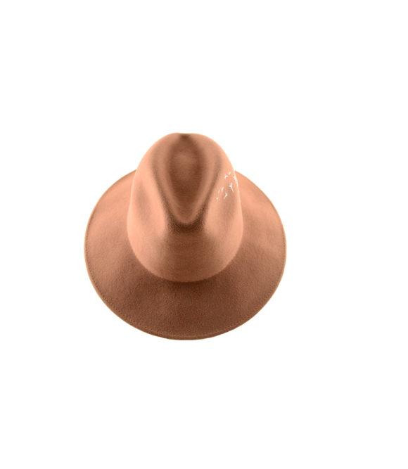 Dandelion Felt Hat