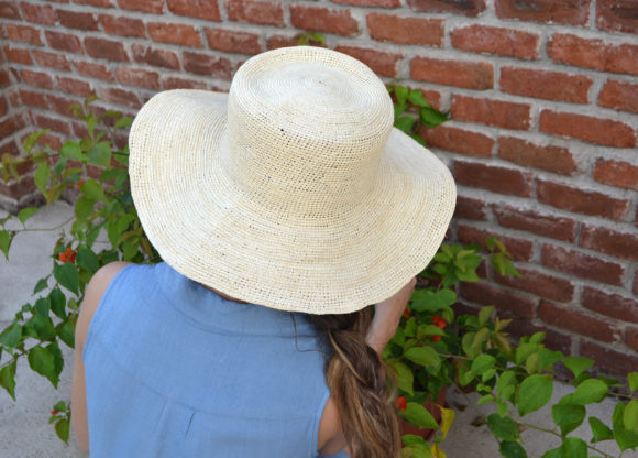 Rollable Travel Hat