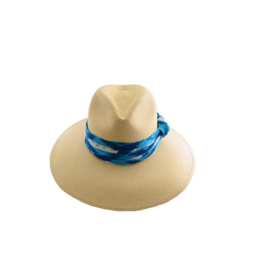 Shade Ikat hat