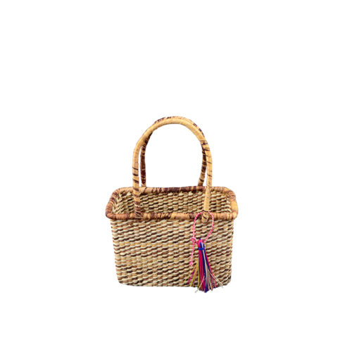 Mini Basket Toquilla Banana