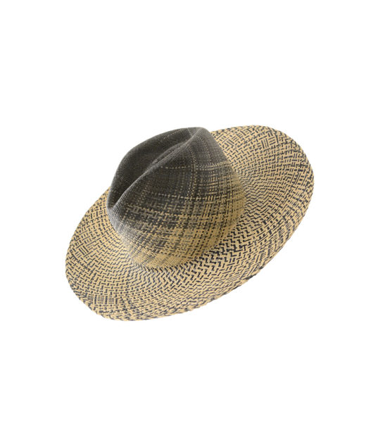 Straw Hat Ombre Weave
