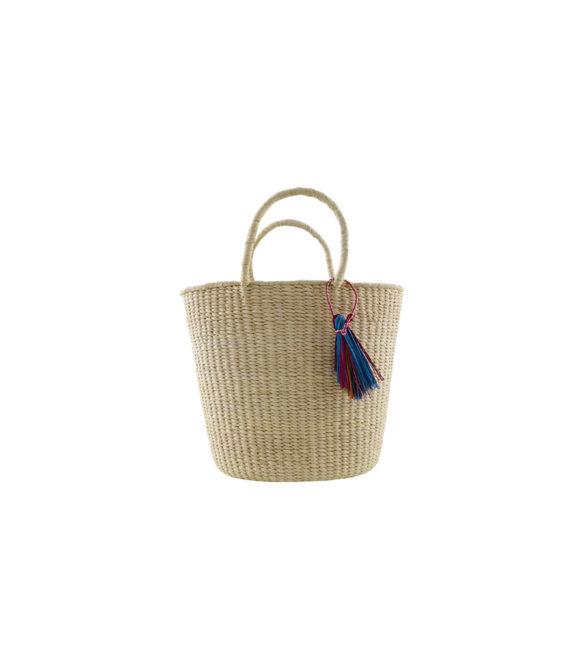 Petite Oval Basket bag