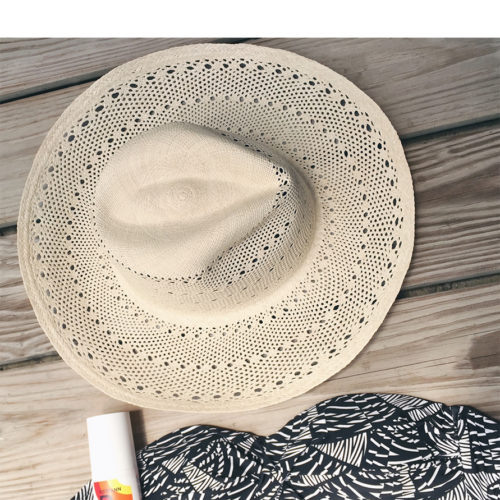 Malibu Shade straw hat