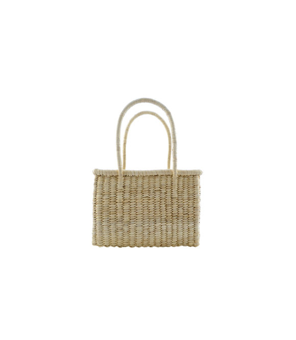 Mini Basket bag light