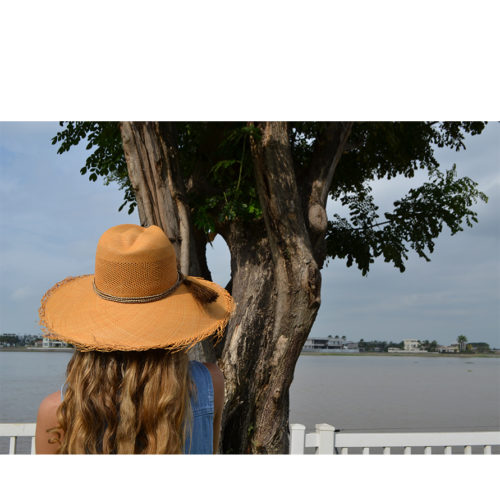 Sausalito festival hat