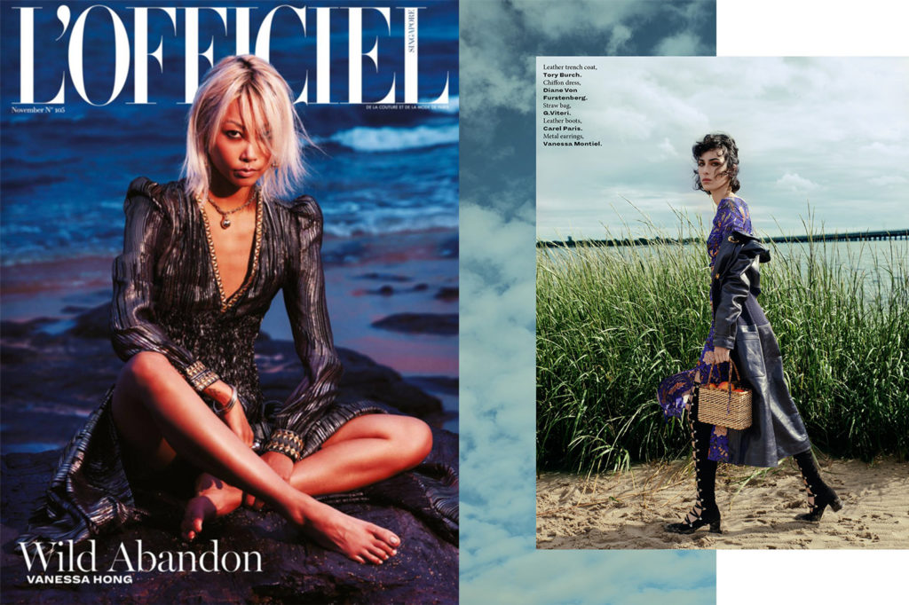 L'Officiel Singapore – Nov 2017