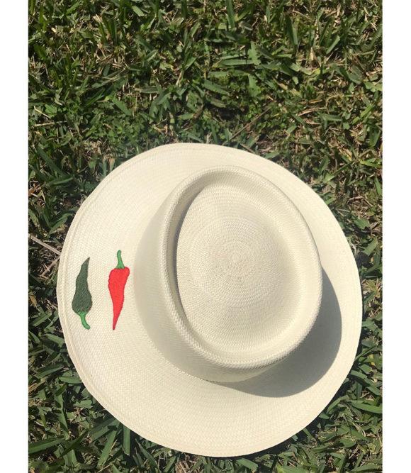 So Hot Pepper Hat