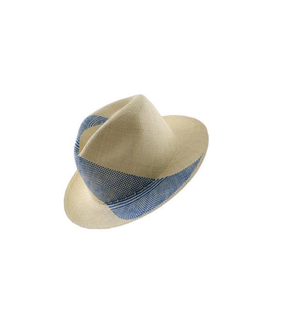 Kelly Blue Hat