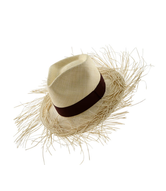 Capri Fringed Hat