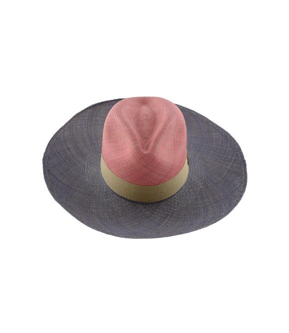 Pink hat Celine