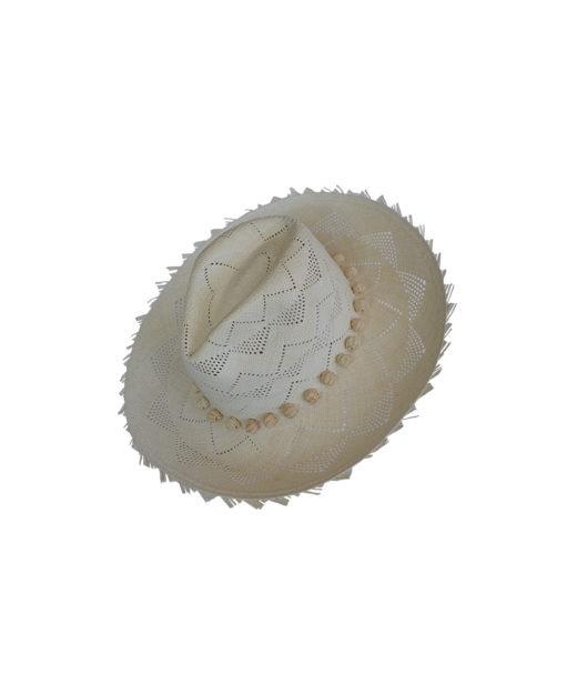 White Calado HAT