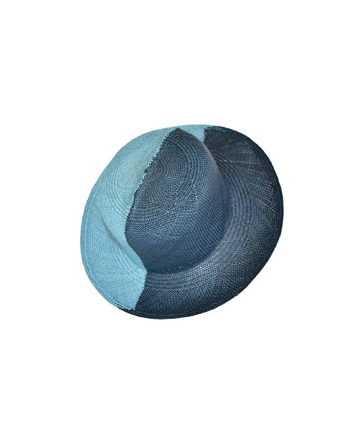 Rollable Blue Hat