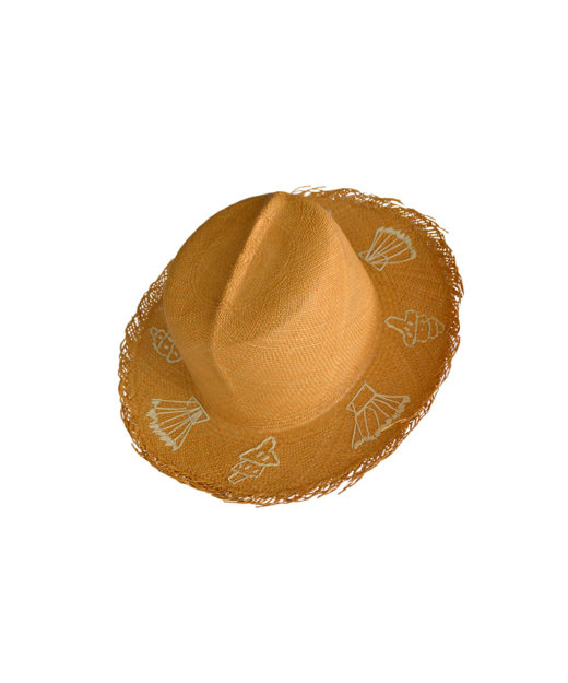 Sheashell Camel Hat