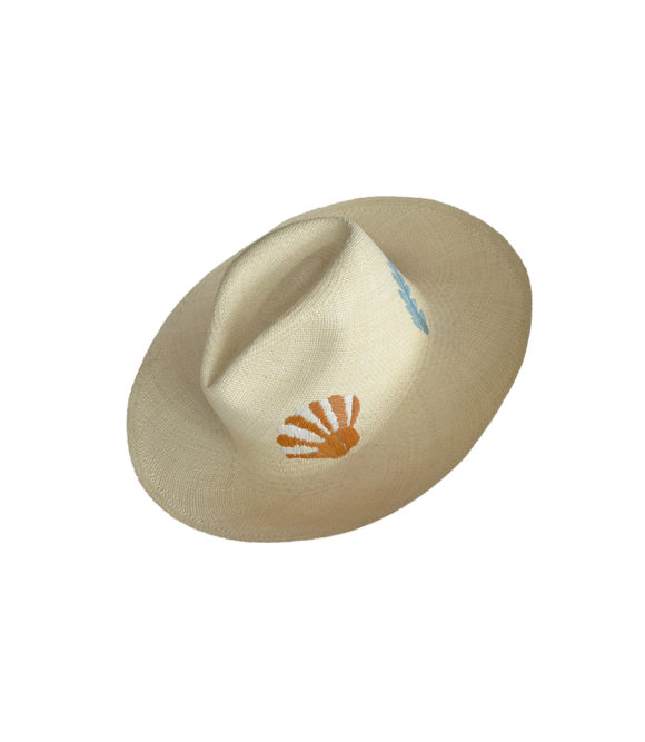 Seashell Sun Hat
