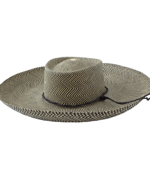 Black Planter Hat