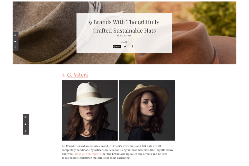 Conscious Life and Style – Apr 2020